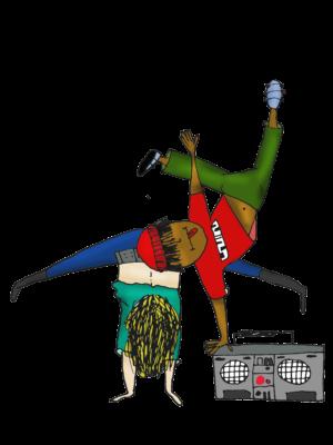Breakdance_J und K_farbig